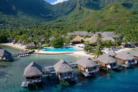 Manava Beach Resort & Spa Moorea